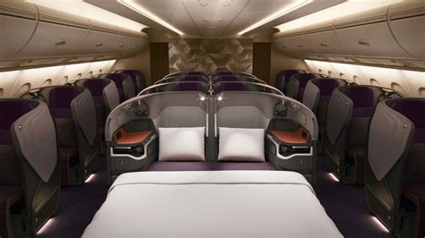 airbus a380 class cabin singapore airlines unveils its new a380 experience
