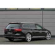 B&ampB Improves The New VW Passat B8