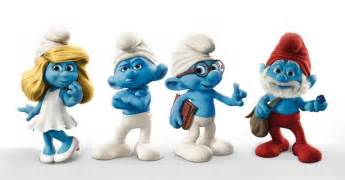 the smurfs characters cast list of characters from the