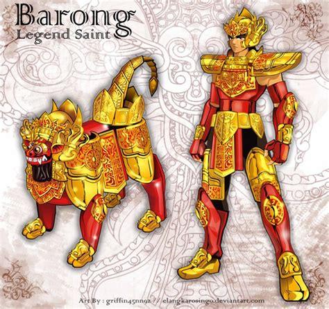 barong naga tattoo barong king of the spirits by elangkarosingo on deviantart