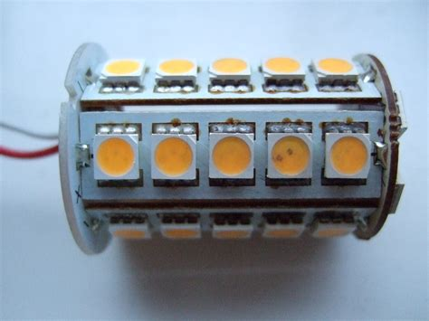 how to find burnt out led bulb in string inside an led l bulb electric heating costs