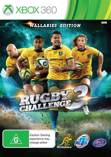 rugby challenge rugby challenge 3 xbox 360 the gamesmen