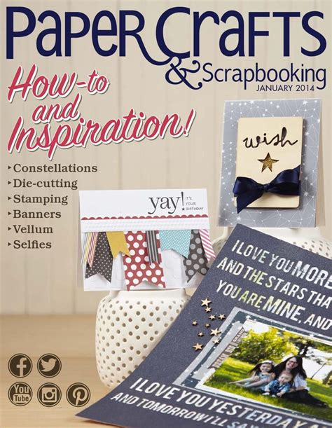 Paper Crafting Magazines - 8 best free cardmaking and papercraft magazines to read
