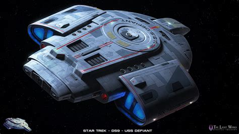 the ds9 station uss defiant and other ships appreciation
