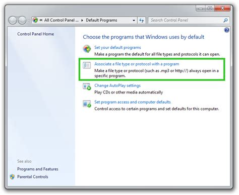 how to choose windows how to choose default programs to open files in windows 10