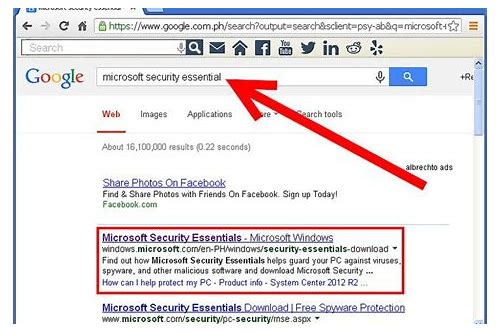 microsoft sicherheit essentials windows 8 full herunterladen antivirus
