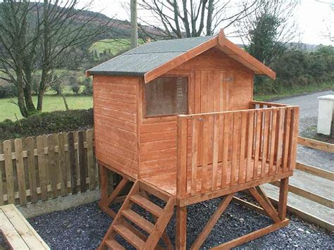 playhouses treehouses dublin supplied fitted