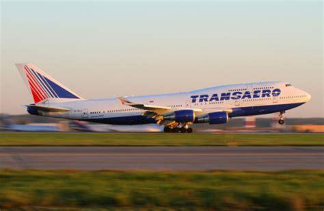 transaero cargo traffic recovers in july air cargo week