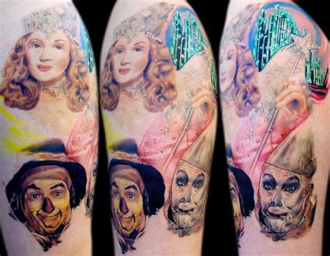 emerald city tattoo 25 best ideas about oz on traditional