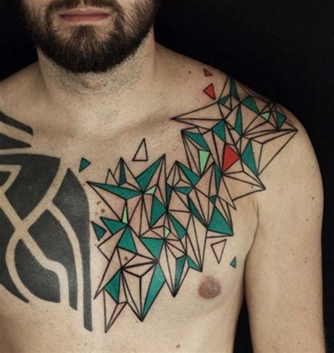 88 incredibly meaningful geometric tattoo designs