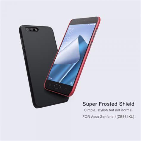 Nillkin Frosted Shield For Asus Zenfone 4 Black nillkin frosted shield for asus zenfone 4