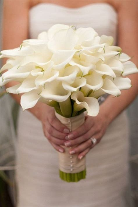 Wedding Bouquet Calla Lilies by 29 Eye Catching Wedding Bouquets Ideas For 2016
