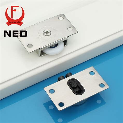 Sliding Door Hardware For Cabinets Popular Sliding Cabinet Door Hardware Buy Cheap Sliding Cabinet Door Hardware Lots From China