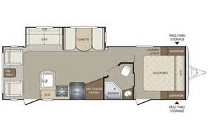 keystone rv floor plans 2015 bullet 269rls floor plan travel trailer keystone rv