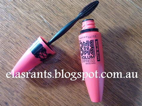 Maybelline One By One Mascara maybelline mascara one by one www pixshark images