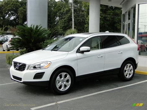 2011 Volvo Xc60 3 2 In White 156064 Jax Sports