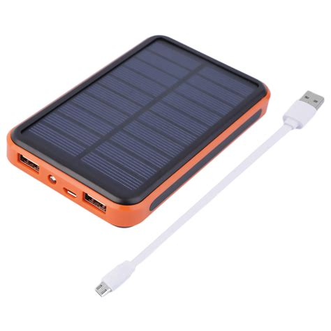Solar L Charger by Favorite Power Bank 100000mah Portable Solar Charger