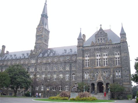 Georgetown Part Time Mba Acceptance Rate by Rise In Education Sector During Recession