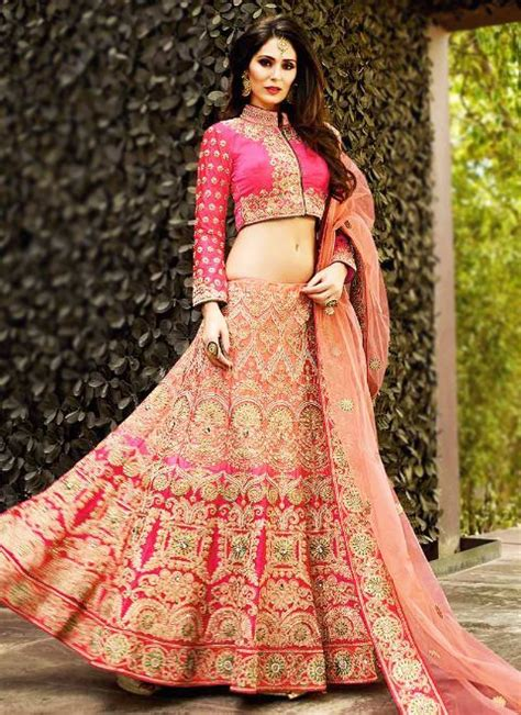 Heavy Bridal Lehangas Baju India 77 19 best designer bridal lehangas images on