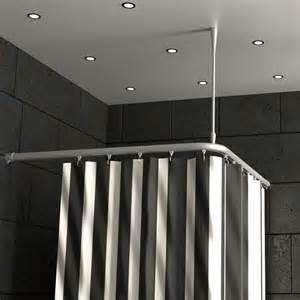 duschvorhang für dusche die besten 25 duschvorhangstange ideen auf