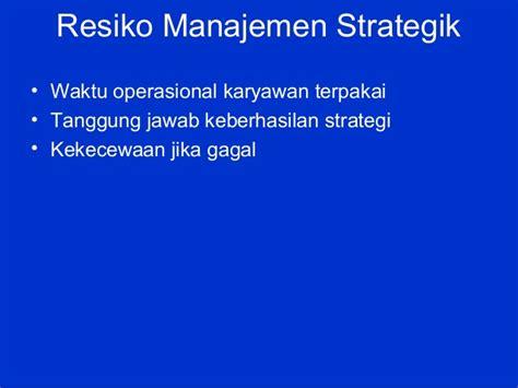 Manajemen Strategik Kebijakan Perusahaan 1 manajemen strategik revisi