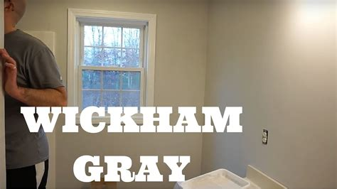 Gray Paint Colors For Bedrooms benjamin moore wickham gray for the win home improvement
