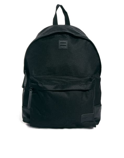 bench backpack lyst bench backpack in black for men