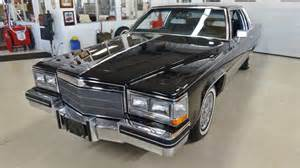 Cadillac Dealership Columbus Ohio 1984 Cadillac Coupe Stock 130357 For Sale Near