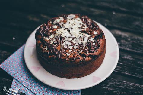 kuchen vegan einfach veganer banananen schokolade kuchen kluntjebunt