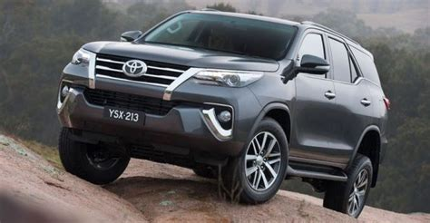 All New Fortuner Talang Air Injection Side Visor Injection upcoming cars from toyota in india news