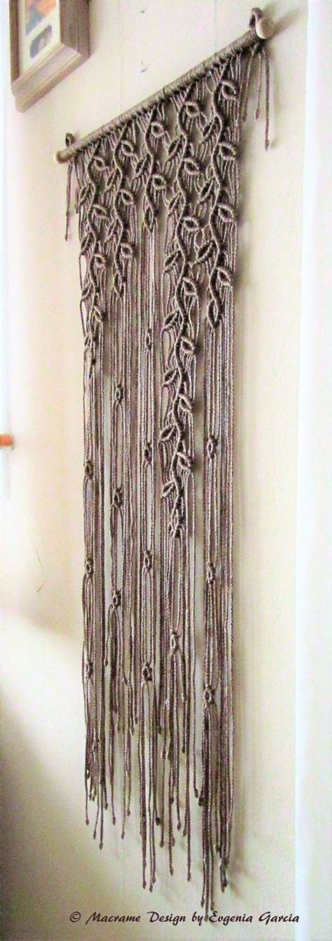 hanging curtains on walls the 25 best macrame wall hangings ideas on pinterest