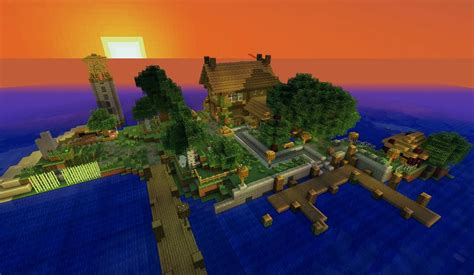 Island Archives Page 3 Of 3 Minecraft Gallery