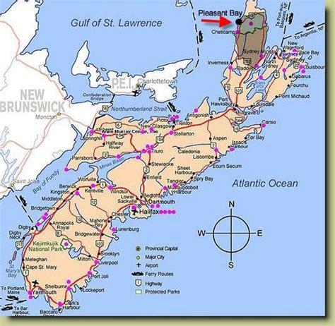 map of scotia map of scotia scotia