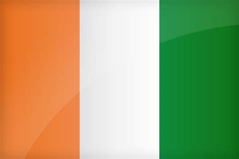 cote divoire flag cote d ivoire the national ivorian flag