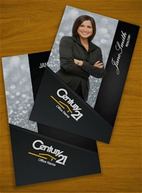 free century 21 business cards template realtor business cards business cards for real estate agents