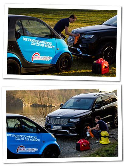 Autoinnenreinigung Vor Ort by Au 223 Enreinigung Mobilecarcleaning De Deine Mobile