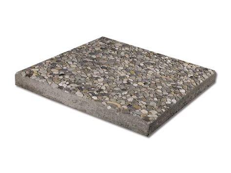 Waschbetonplatten Gewicht 50x50 by Ehl Waschbetonplatte Grau Breite 40 Cm 6 25 Stk M 178