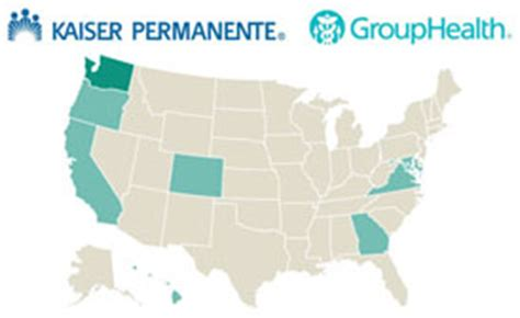 Kaiser Permanente Emergency Room Locations by Kaiser Permanente Locations Map Jorgeroblesforcongress