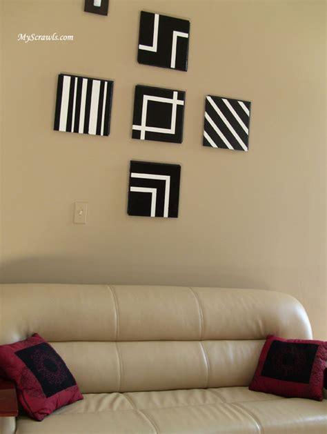 Simple Wall Decor by Wall Decor Scrawls