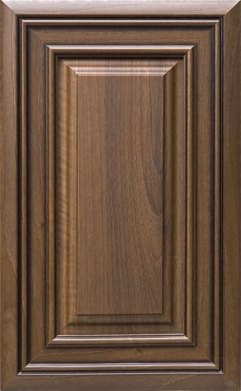 Walnut Color Cabinets by Bourdelle In Glazed Italian Walnut Cabinet Kitchen