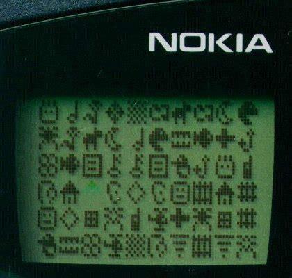 memory game on nokia 5110 | adam sporka | flickr