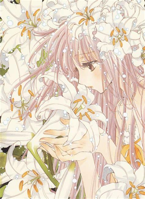 lily flower zerochan anime image board