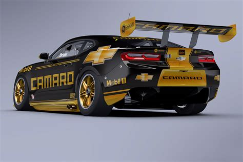 chevrolet supercar tickford camaro supercar a no brainer supercars