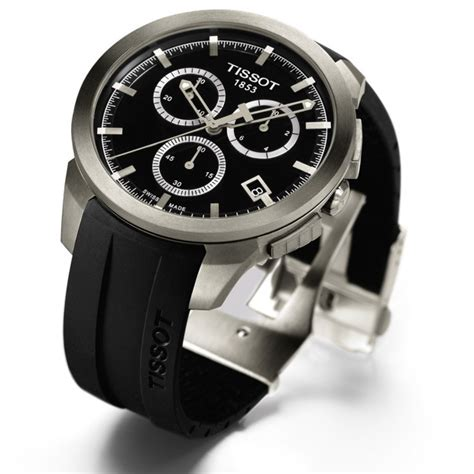 Tissot Couturier Rubber Sport the global db