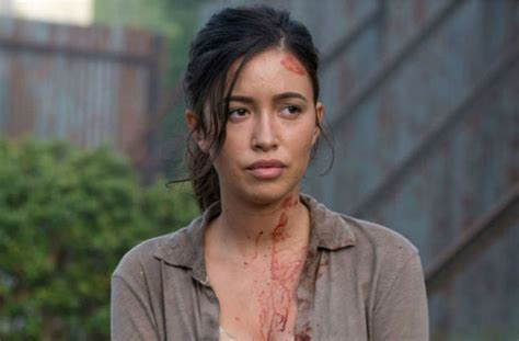couch tv walking dead the walking dead une actrice a accouch 233 de son premier