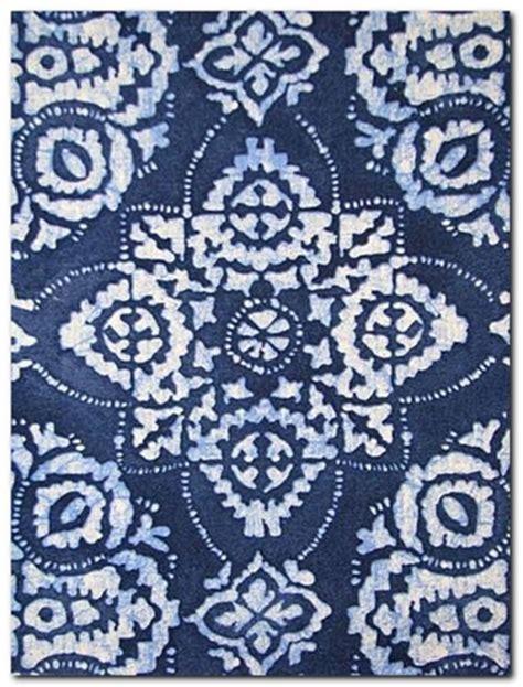 batik upholstery fabric jakarta indigo