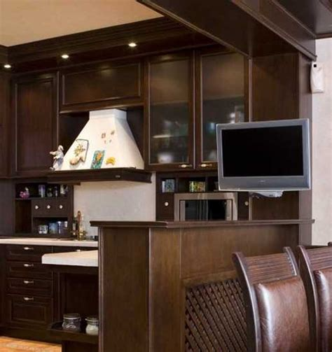 Tv For Kitchen by 7 Modern Kitchen Design Trends Stylishly Incorporating Tv