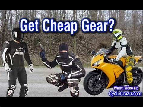 cheap motorcycle gear get cheap unknown brand motorcycle gear moto vlog