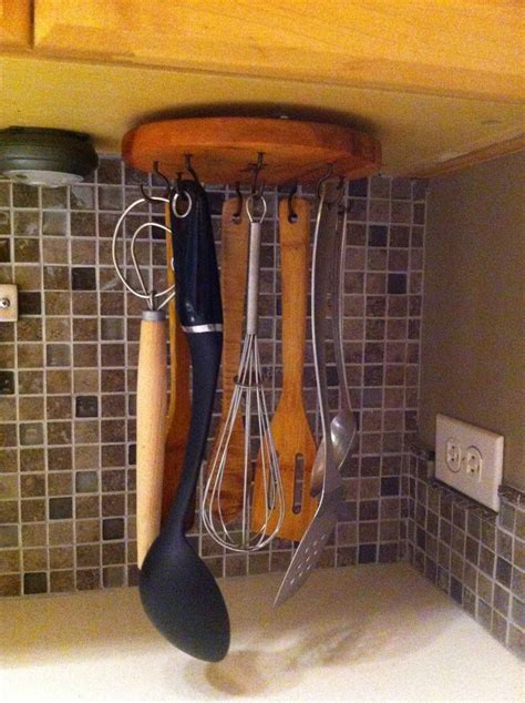 kitchen utensils storage cabinet 25 best ideas about under cabinet storage on pinterest