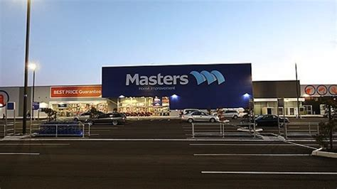 woolworths set to dump its masters home improvement